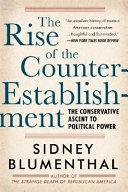 The Rise of the Counter establishment