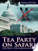 Tea Party On Safari Book