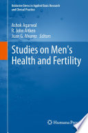 Studies On Men S Health And Fertility Book PDF