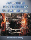 Automobile Manufacturers Worldwide Registry Pdf/ePub eBook