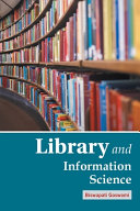 LIBRARY   INFORMATION SCIENCE Book