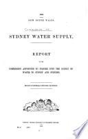 Sydney Water Supply Book PDF