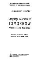 Language Learners Of Tomorrow
