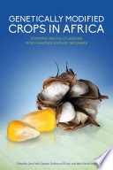Genetically modified crops in Africa Book
