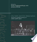 City Halls and Civic Materialism Book