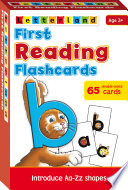 First Reading Flashcards Book PDF