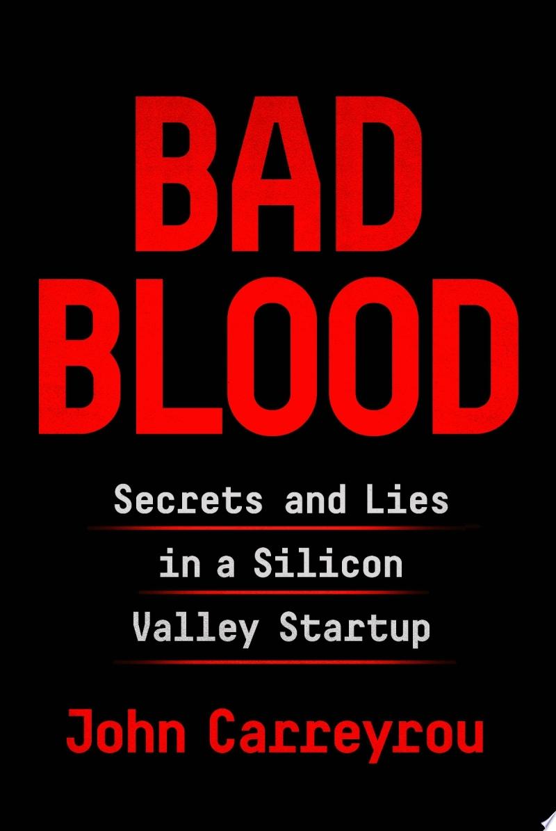 Bad Blood banner backdrop