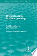Understanding Student Learning  Routledge Revivals  Book