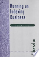 Running an Indexing Business