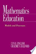 Mathematics Education Book