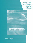 Study Guide with Student Solutions Manual for Seager/Slabaugh/Hansen's Chemistry for Today: General, Organic, and Biochemistry, 9th Edition