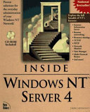 Inside Windows NT server 4