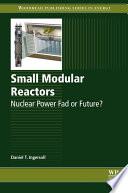 Small Modular Reactors