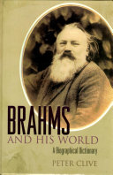 Brahms and His World