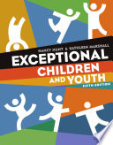 """""""Exceptional Children and Youth"""" by Nancy Hunt, Kathleen Marshall"""
