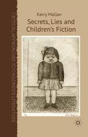 Secrets, Lies and Children's Fiction Pdf/ePub eBook