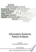 Information Systems  Failure Analysis