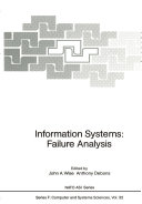 Pdf Information Systems: Failure Analysis Telecharger