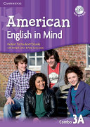 American English in Mind Level 3 Combo A with DVD ROM