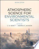 Atmospheric Science for Environmental Scientists Book