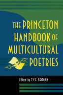 The Princeton Handbook of Multicultural Poetries