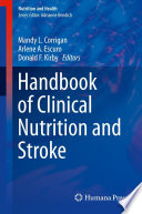 Handbook Of Clinical Nutrition And Stroke Book PDF