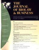The Journal Of Biolaw Business Book PDF