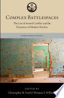Complex Battlespaces Book