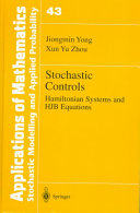 Stochastic Controls