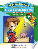 I Love HandsOn Math Workbook Book 2 Book