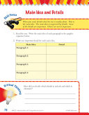 Read & Succeed Comprehension Level 4: Main Idea & Details Passage and Questions