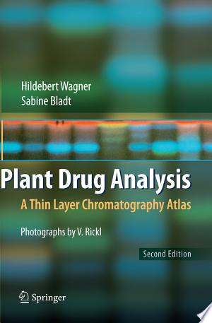 Download Plant Drug Analysis Free Books - Dlebooks.net