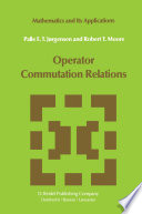 Operator Commutation Relations
