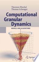 Computational Granular Dynamics