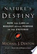 Nature s Destiny