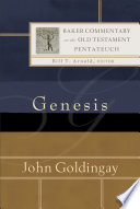 Genesis Baker Commentary On The Old Testament Pentateuch