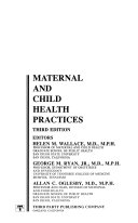 Maternal and Child Health Practices