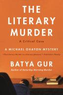 The Literary Murder Pdf/ePub eBook