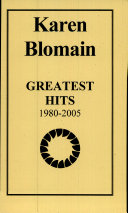 Karen Blomain Greatest Hits ebook
