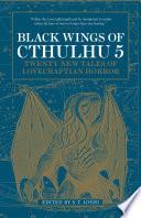 Black Wings of Cthulhu