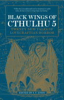 Black Wings of Cthulhu Book