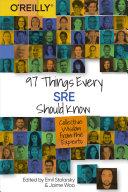 97 Things Every SRE Should Know [Pdf/ePub] eBook
