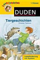 Lesedetektive - Tiergeschichten, 1. Klasse