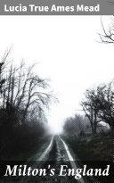 Pdf Milton's England Telecharger