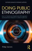 Doing Public Ethnography [Pdf/ePub] eBook