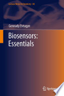Biosensors Essentials Book PDF