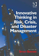 Innovative Thinking in Risk  Crisis  and Disaster Management