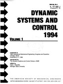 Dynamic Systems and Control Book