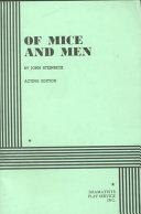 Pdf Of Mice and Men