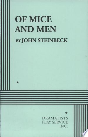 Download Of Mice and Men Free PDF Books - Free PDF